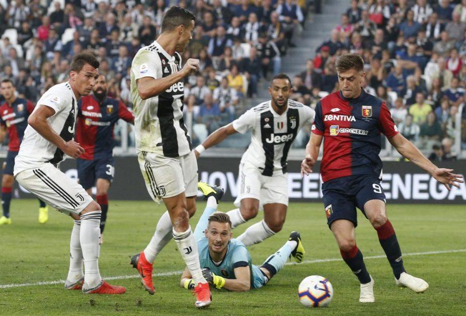 Serie A, etapa a 9-a. Radu vs Cristiano