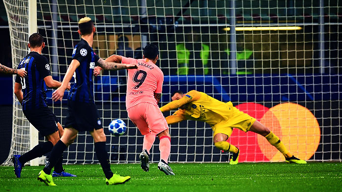 UEFA Champions League, ziua a 7-a. San Samir și catalanii